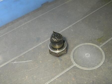 R100RS+クマガヤ 整備点検 (充電回路の交換)_e0218639_1183179.jpg