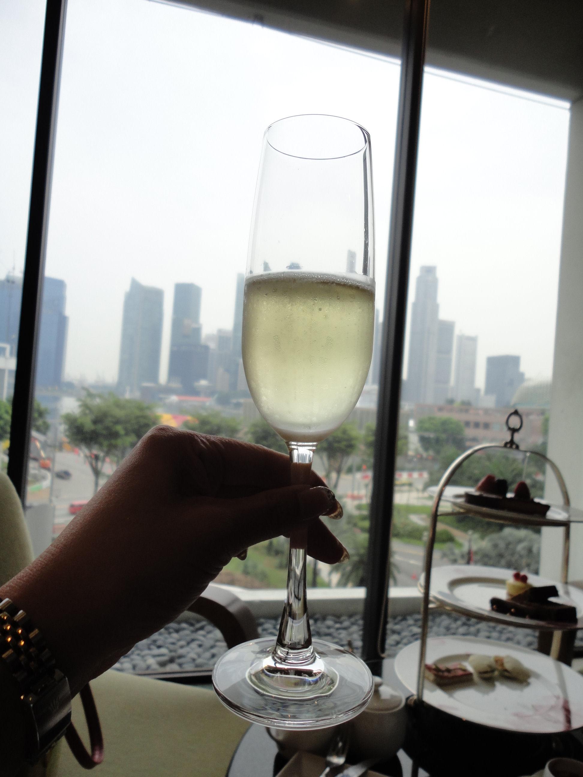 大好き♪シンガポール旅行 終わり マンダリンオリエンタル アフタヌーンティ_f0054260_6192139.jpg