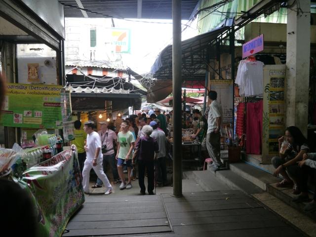 タイへ行く。⑥ ~リクライニング・ブッダ~_f0232060_15172047.jpg