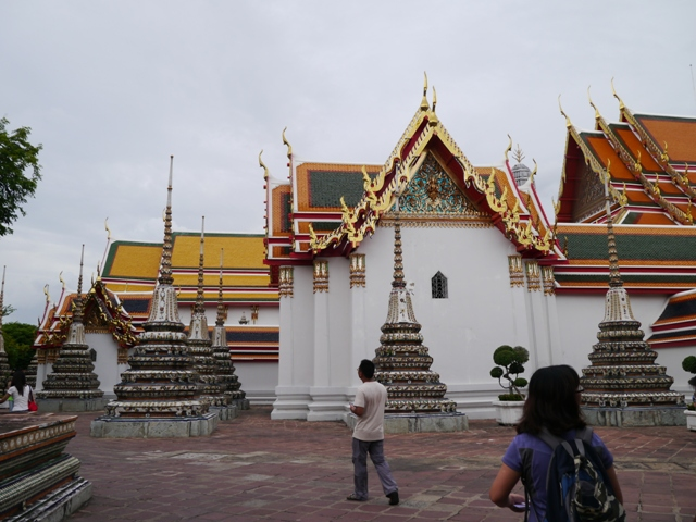 タイへ行く。⑥ ~リクライニング・ブッダ~_f0232060_1526030.jpg