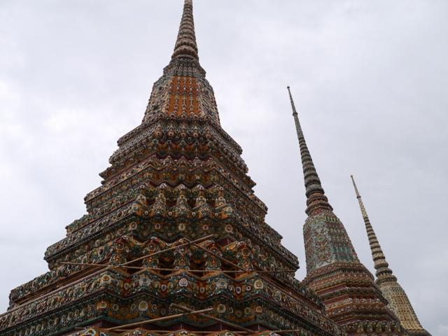 タイへ行く。⑥ ~リクライニング・ブッダ~_f0232060_15292878.jpg