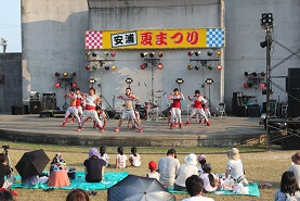今年も熱かった安浦 ~夏祭り~_e0175370_17193881.jpg