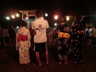 盆踊り_d0122374_22254988.jpg
