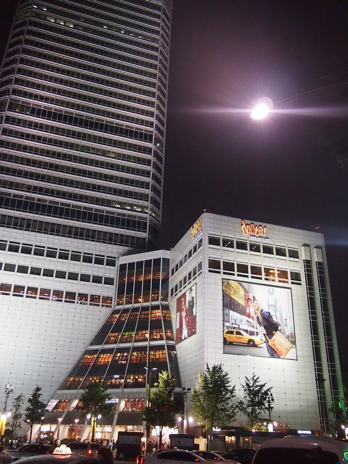 2012 10月 ソウル(7) ソウル 夜食調達@孔徳_f0062122_19153254.jpg