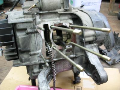 オイル漏れ修理_e0114857_20513022.jpg