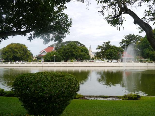 タイへ行く。⑨ ~世界遺産アユタヤ探訪~_f0232060_13402625.jpg