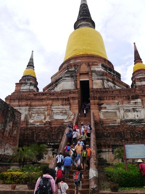 タイへ行く。⑨ ~世界遺産アユタヤ探訪~_f0232060_14112281.jpg