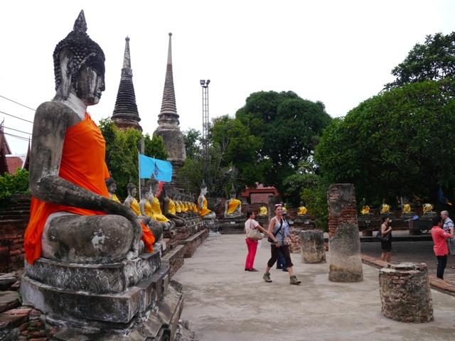 タイへ行く。⑨ ~世界遺産アユタヤ探訪~_f0232060_14133552.jpg