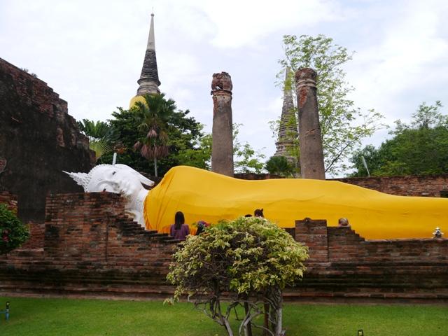 タイへ行く。⑨ ~世界遺産アユタヤ探訪~_f0232060_1414468.jpg