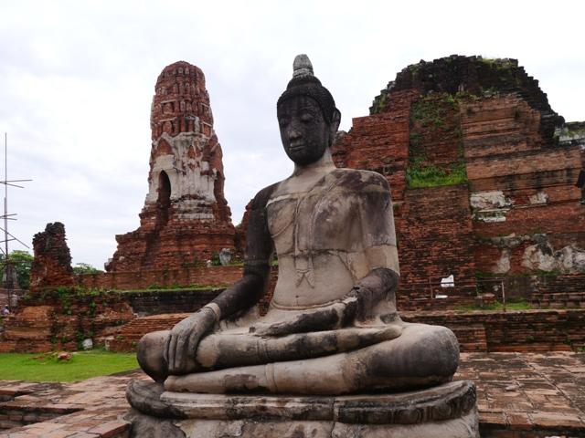 タイへ行く。⑨ ~世界遺産アユタヤ探訪~_f0232060_1421271.jpg