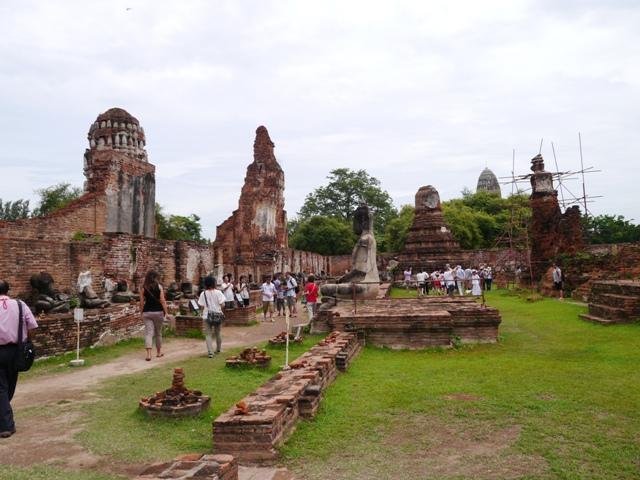 タイへ行く。⑨ ~世界遺産アユタヤ探訪~_f0232060_14232649.jpg