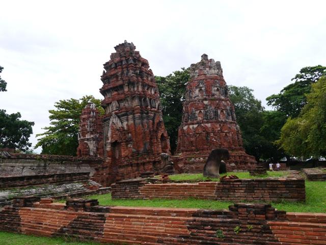 タイへ行く。⑨ ~世界遺産アユタヤ探訪~_f0232060_14245251.jpg