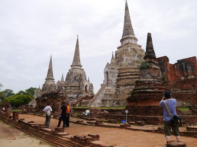 タイへ行く。⑨ ~世界遺産アユタヤ探訪~_f0232060_14294316.jpg