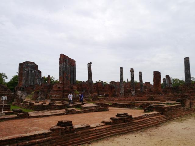 タイへ行く。⑨ ~世界遺産アユタヤ探訪~_f0232060_14314549.jpg