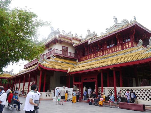 タイへ行く。⑨ ~世界遺産アユタヤ探訪~_f0232060_1432154.jpg