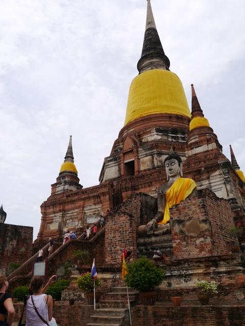 タイへ行く。⑨ ~世界遺産アユタヤ探訪~_f0232060_1495549.jpg