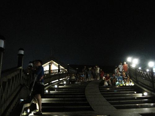 GODIVA❤ショコリキサー / 矢ヶ崎公園・花火見物♪_f0236260_22115265.jpg