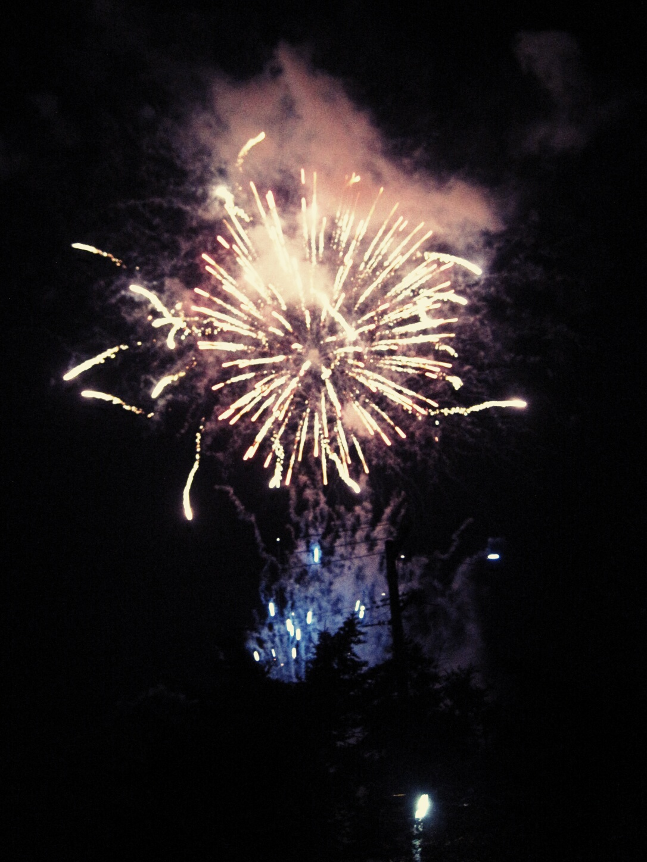 GODIVA❤ショコリキサー / 矢ヶ崎公園・花火見物♪_f0236260_22202449.jpg