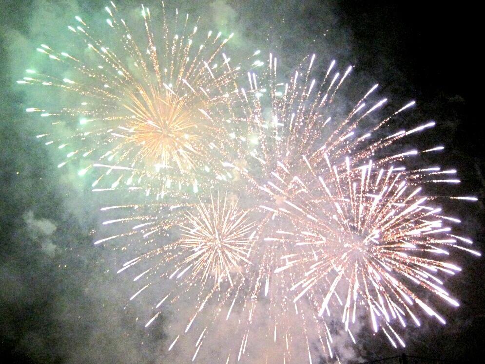 GODIVA❤ショコリキサー / 矢ヶ崎公園・花火見物♪_f0236260_2227938.jpg