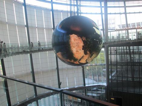 科学未来館と「サンダーバード博」_d0183174_1110309.jpg