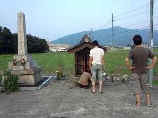 お盆の風景♪_c0072486_10331989.jpg