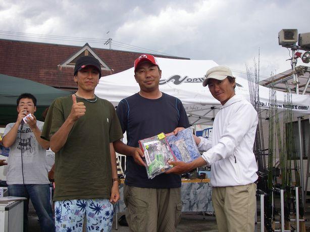 2013.第8回琵琶湖でバスフィッシングを楽しもう会レポート _a0153216_1312131.jpg