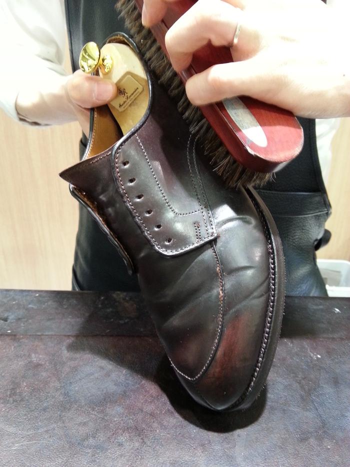 京都伊勢丹「靴のお手入れ教室」開催のお知らせです。_b0226322_14193567.jpg