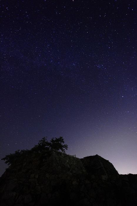 夜霧と天の川_a0294534_11102250.jpg