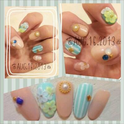 new nail…★_b0240634_21202754.jpg