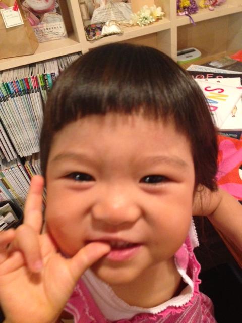 前髪パッツン!_a0272765_16591345.jpg