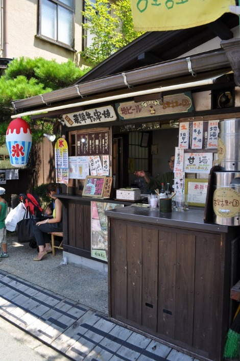 戸隠キャンプ2013① かぼちゃん高山に行く_a0126590_17302149.jpg