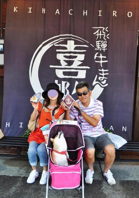 戸隠キャンプ2013① かぼちゃん高山に行く_a0126590_181942100.jpg