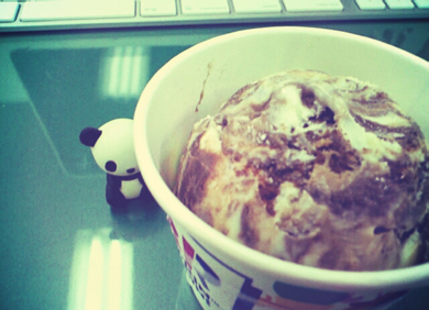 アイスクリームと幻想堂さんの便箋_a0275527_1658199.jpg