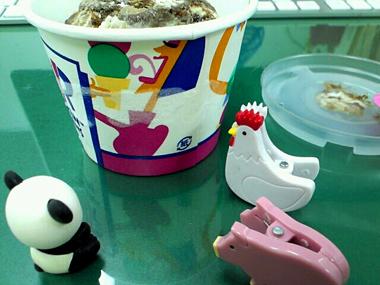 アイスクリームと幻想堂さんの便箋_a0275527_16582292.jpg