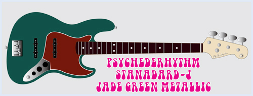 「Jade Green MetallicのStandard-J」を3本発売します!_e0053731_16182470.jpg