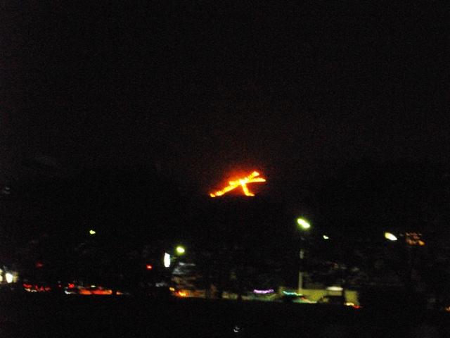 京の寄り道 『五山の送り火』編_e0230141_8251094.jpg