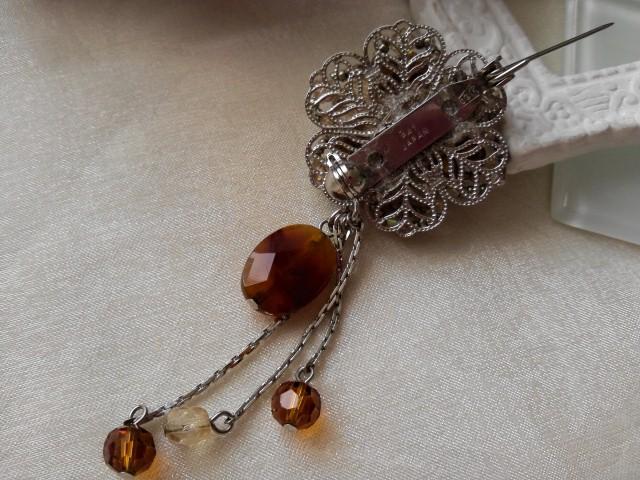珊瑚の薔薇&カーネリアン..._a0142642_19392863.jpg