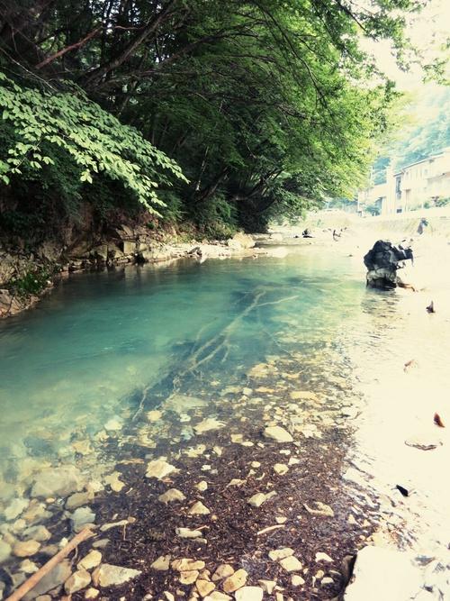 四万川より、残暑お見舞い申し上げます。_f0236260_19294713.jpg
