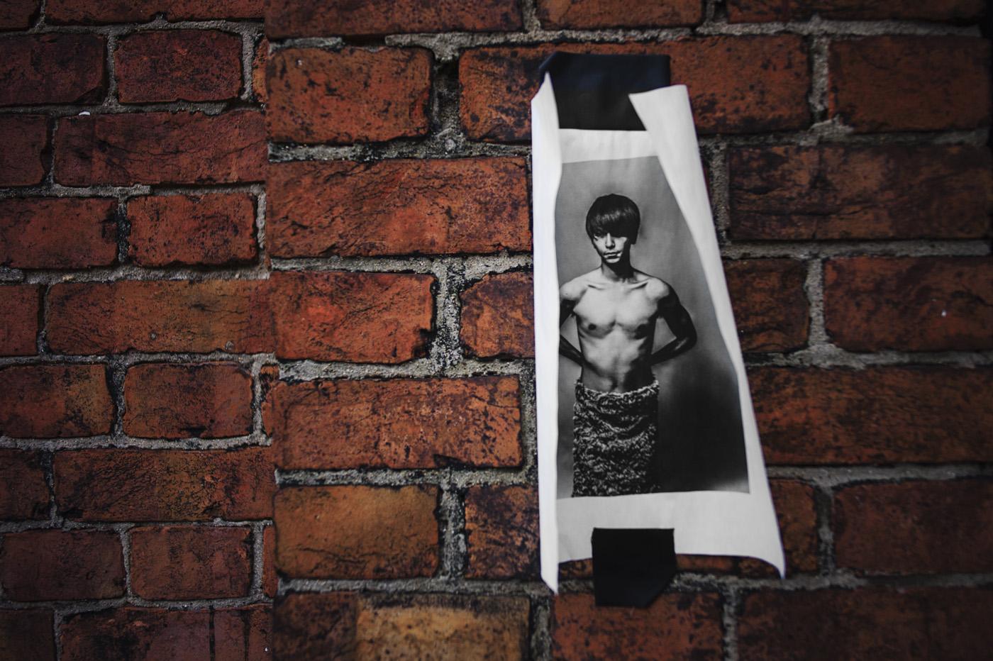再び、木寺一路氏写真展「時限爆弾ー記憶喪失Ⅱー」へ_c0028861_9511925.jpg