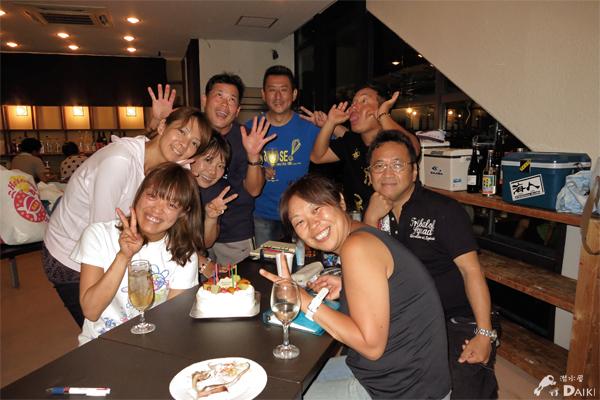 Happy BIRTHDAY♫@みなべ・田辺 _e0158261_6173137.jpg