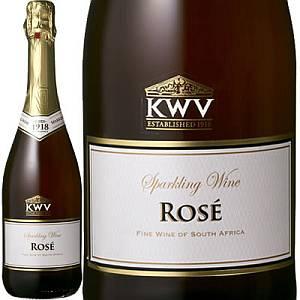 KWV スパークリング ロゼ (南アフリカ・泡)_d0036883_10301090.jpg