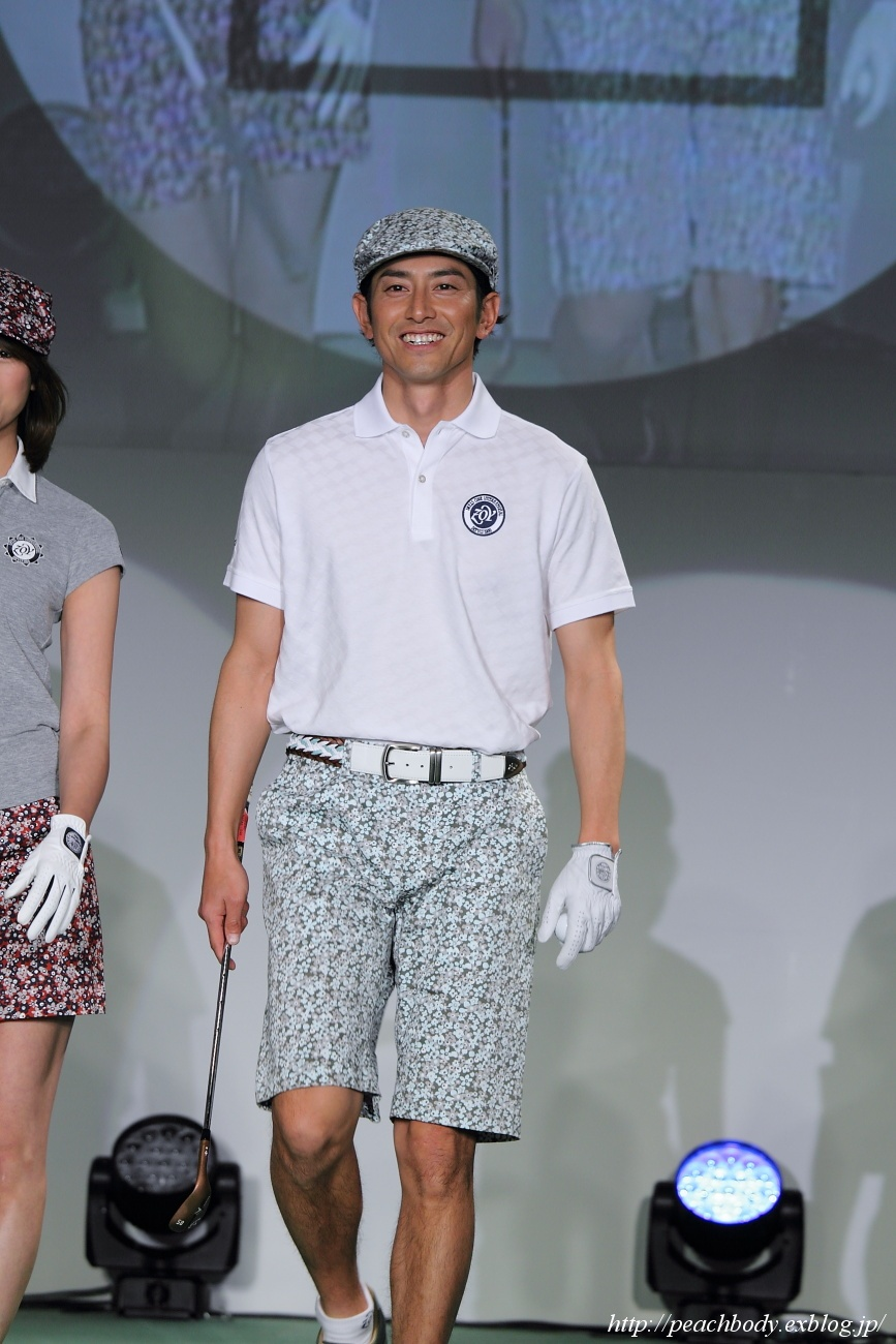 EVEN×RAKUEN GOLF STYLE COLLECTION 1st STAGE グループA その21_c0215885_2252575.jpg