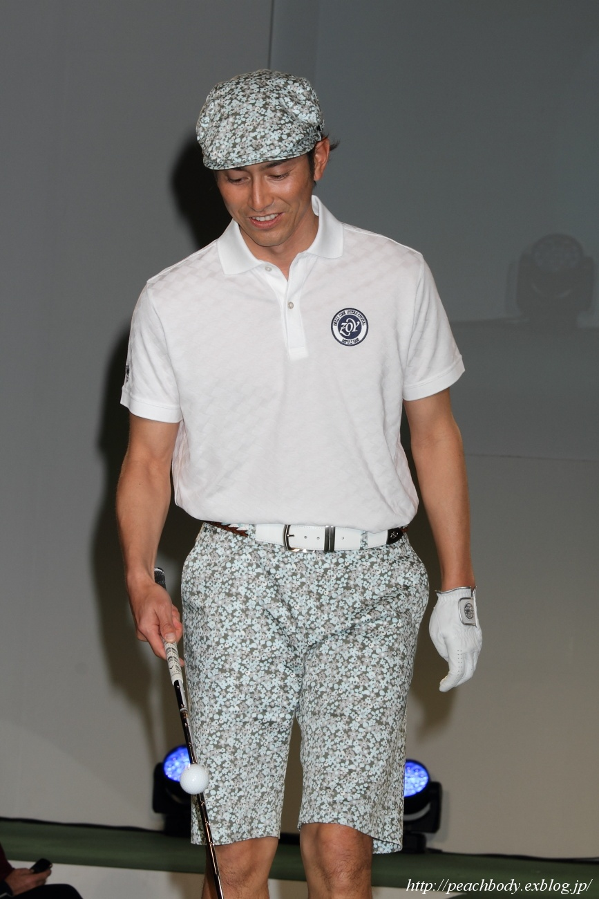 EVEN×RAKUEN GOLF STYLE COLLECTION 1st STAGE グループA その21_c0215885_2253462.jpg