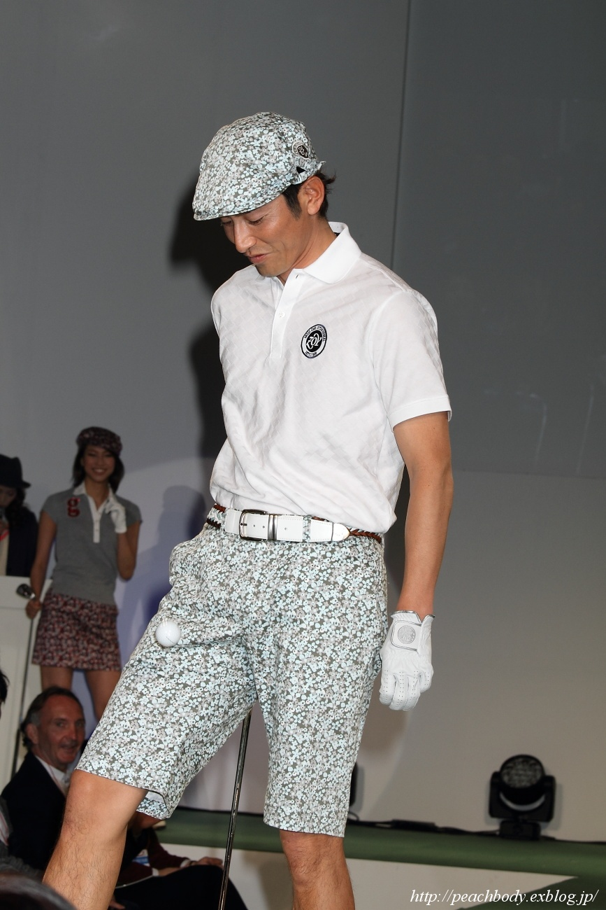 EVEN×RAKUEN GOLF STYLE COLLECTION 1st STAGE グループA その21_c0215885_2254014.jpg
