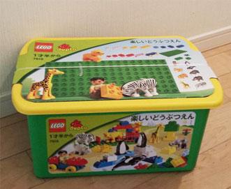 今度は私が…(爆) お見舞いはレゴ動物園!?_d0224894_18172479.jpg