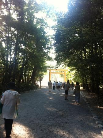 伊勢内宮 & 伊勢グルメ♪_f0141419_20121445.jpg