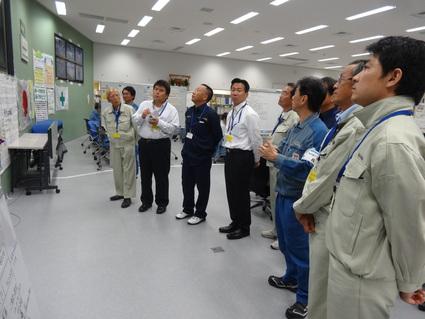 福島第一原発 汚染水問題 視察_f0259324_1314037.jpg