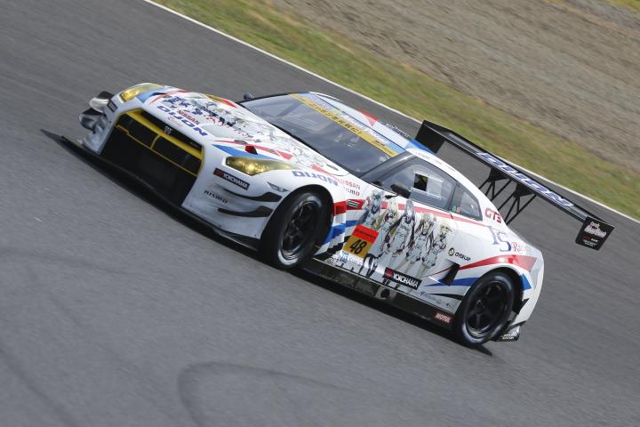 第42回 インターナショナル ポッカサッポロ1000km 【SUPER GT 公式練習】_f0253927_21324936.jpg