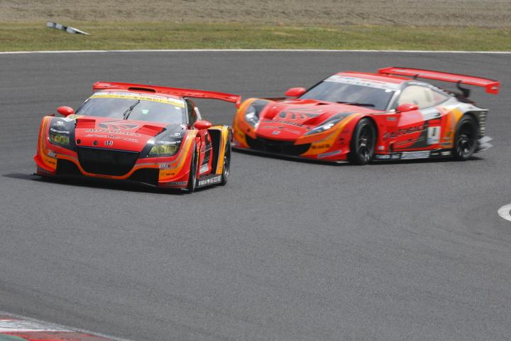 第42回 インターナショナル ポッカサッポロ1000km 【SUPER GT 公式練習】_f0253927_21334336.jpg