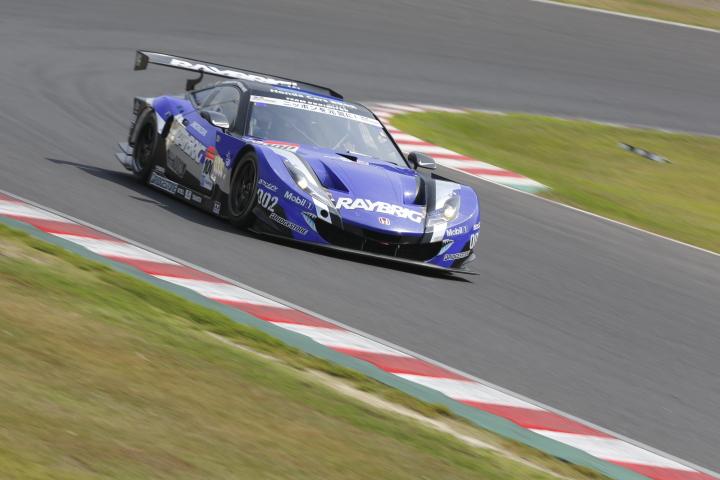 第42回 インターナショナル ポッカサッポロ1000km 【SUPER GT 公式練習】_f0253927_213482.jpg